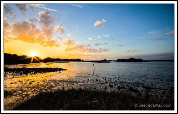Bayou sunset-1