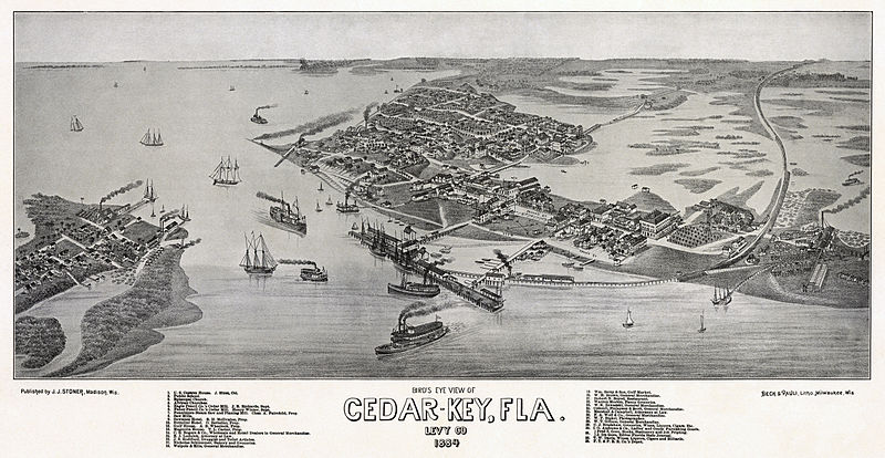 History Of Cedar Key Seecedarkey