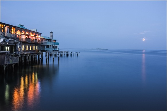Cedar Key Twilight