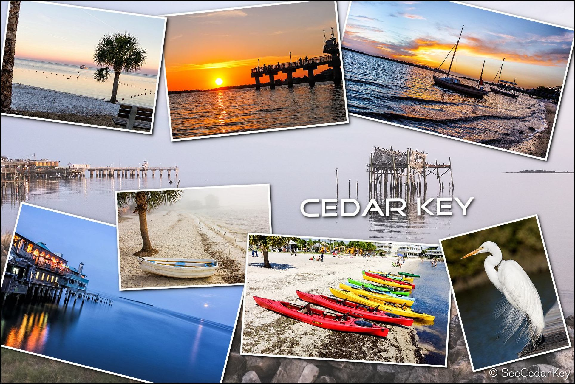 Cedar Key Collage-1