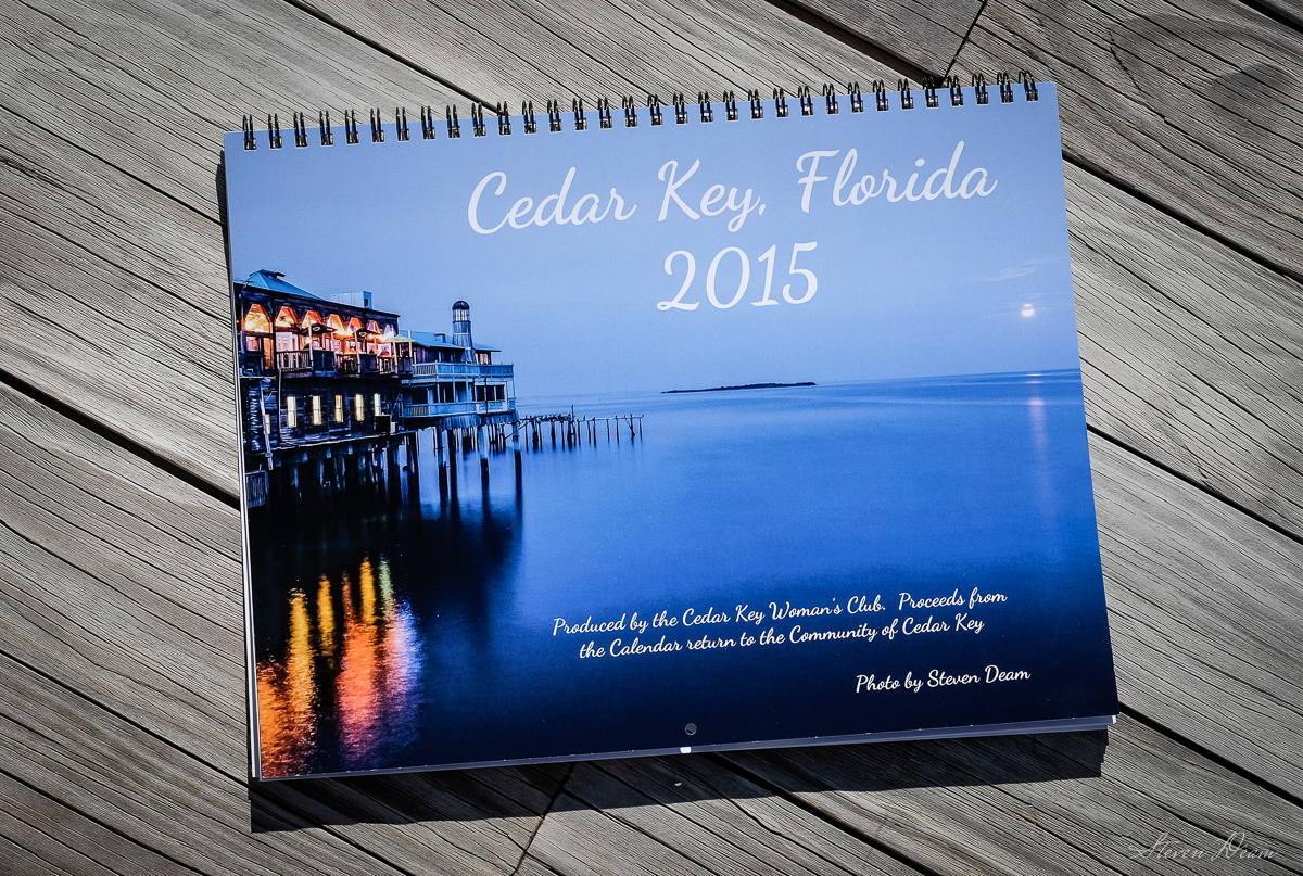Cedar Key Womans Club calendar