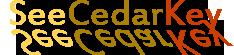 See Cedar Key Logo