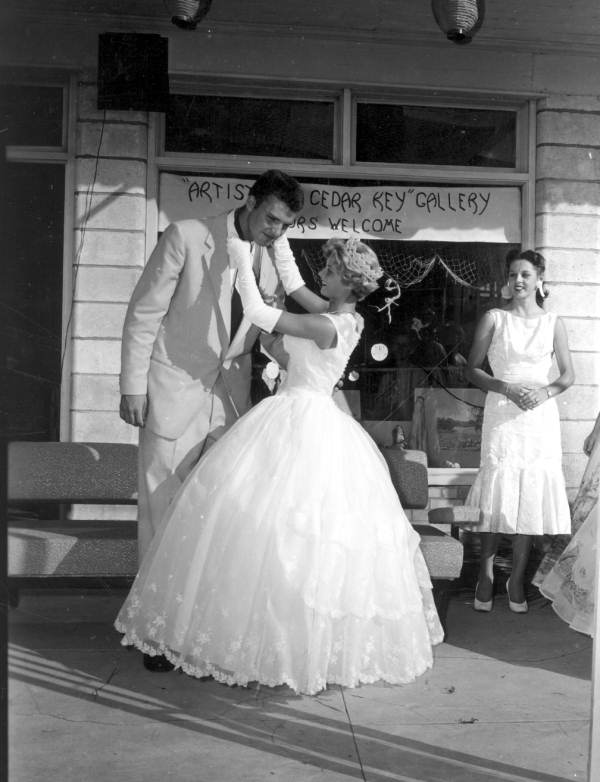 1956 King And Queen Of The Suwannee River